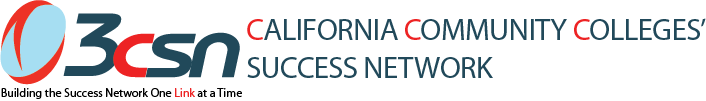 California Community Colleges Success Network