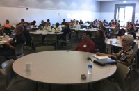 attendees at math pathways