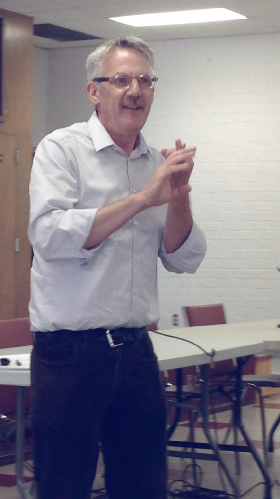 Tom Fox, CSU Chico