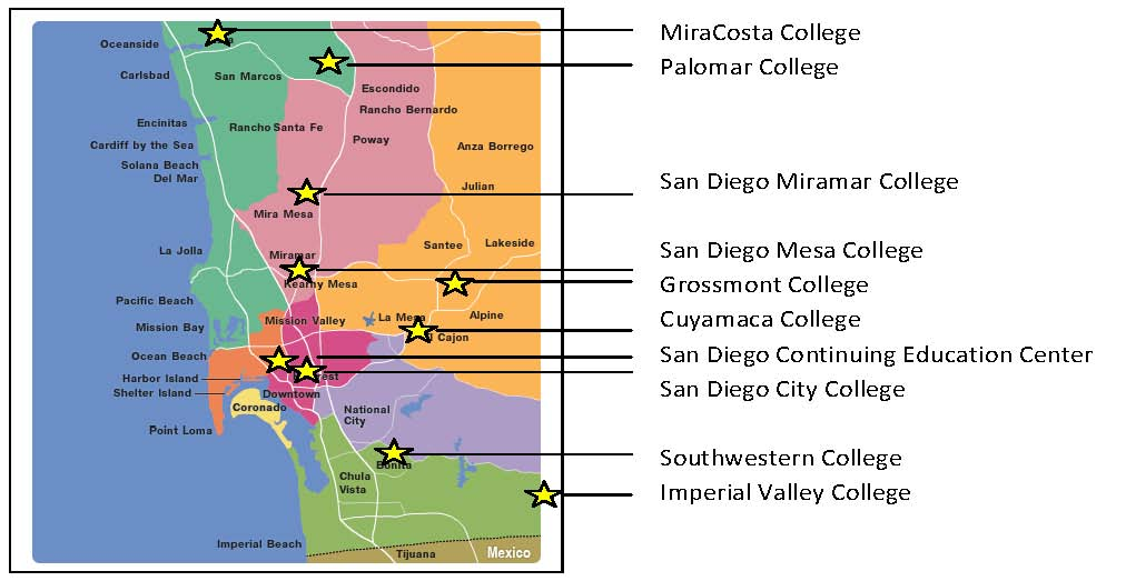 map-of-san-diego-colleges2