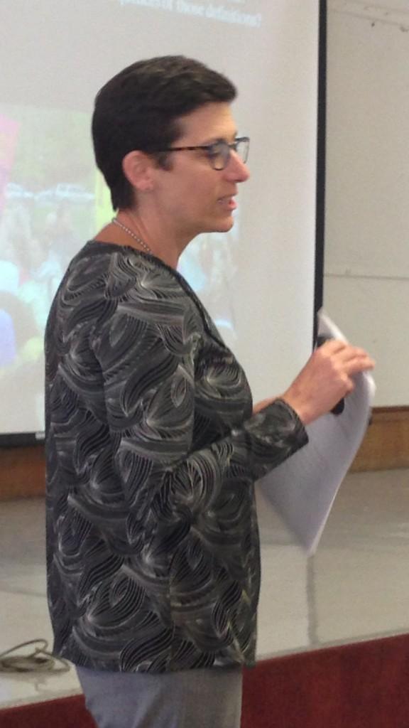Linda Adler-Kassner, UC Santa Barbara